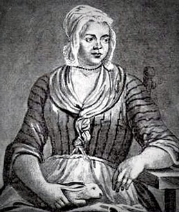 Mary Toft Portriat